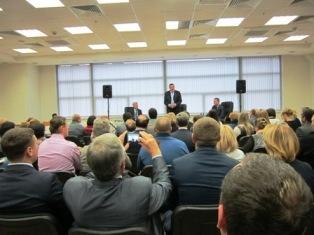 Встреча представителей бизнес-сообщества Химкинского района М.О. с Первым заместителем Главы Администрации городского округа