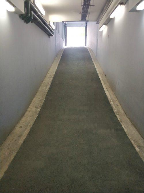 Резиновое покрытие для гаража «Эквестримат»