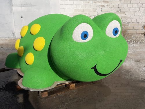 3D фигуры для детских площадок