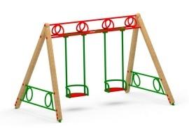 Оборудование для детских и спортивных площадок