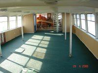 Корабль с покрытием Мастермарин
