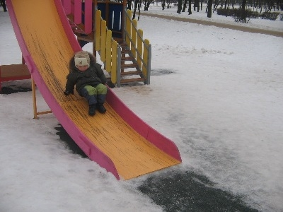 Зима у «Еревана»