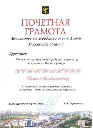 Лужники 2008
